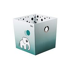 Achat Rangement jouet Boîte de Rangement Happy Dots - Bleu
