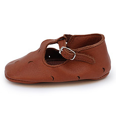 Achat Chaussons & Chaussures Sandales Lune - Chocolat