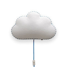 Achat Suspension  décorative Soft Light - Applique Nuage Bleu