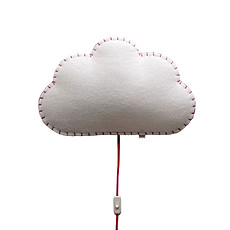 Achat Suspension  décorative Soft Light - Applique Nuage Rose