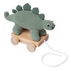 Achat Mes premiers jouets Jouet à Tirer en Crochet - Dino