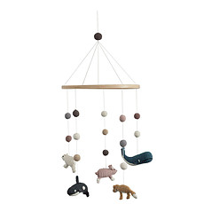 Achat Mobile Mobile en Crochet - Arctic Animals