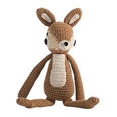 Achat Peluche Biche en Crochet