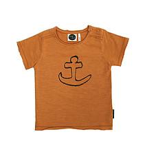 Achat Hauts bébé T-Shirt Anchor - Caramel - 3 ans