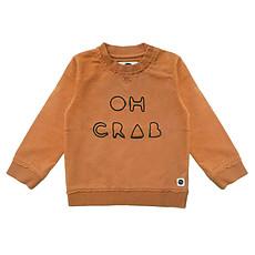 Achat Hauts bébé Sweater Oh Crab - 3 ans