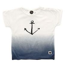Achat Vêtement layette T-Shirt Anchor Dip Dye