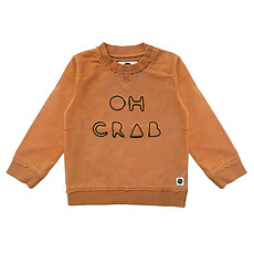 Achat Vêtement layette Sweater Oh Crab