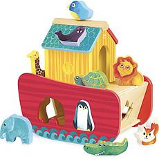 Achat Mes premiers jouets Arche des Animaux et des Formes