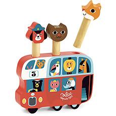 Achat Mes premiers jouets Pop-Up Autobus par Ingela P. Arrhenius