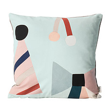 Achat Coussin Coussin Party - Menthe