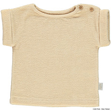 Achat Vêtement layette T-shirt Éponge Laurier - Amberlight