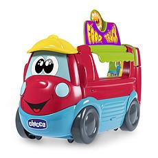 Achat Mes premiers jouets Albert camion burger bilingue Fr/En