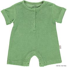 Achat Vêtement layette Combicourt Guimauve - Greenjade