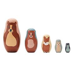 Achat Mes premiers jouets Poupées Gigognes - EDVIN