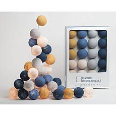 Achat Suspension  décorative Guirlande Lumineuse Graceland - 20 Boules