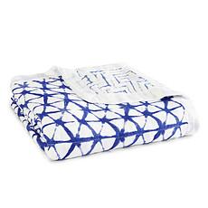 Achat Linge de lit Couverture de Rêve - Indigo Shibori