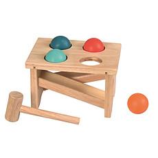 Achat Mes premiers jouets Jeu de Marteau avec Balles
