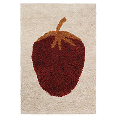 Achat Tapis Tapis Fruiticana - Fraise