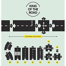 Achat Mes premiers jouets Circuit Flexible à Assembler - King of the Road