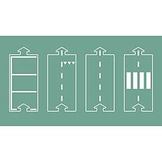 Achat Mes premiers jouets Set d'Extension Lignes Droites pour Circuit Flexible