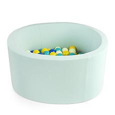 Achat Mes premiers jouets Piscine à Balles Ronde Menthe 100 cm + Balles BTGT