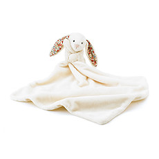 Achat Doudou Blossom Bashful Cream Bunny Soother - Peluche lapin