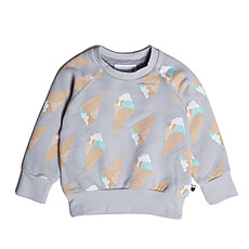 Achat Vêtement layette Sweatshirt Ice Cream