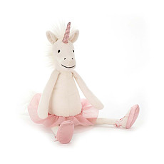 Achat Peluche Peluche Dancing Darcey Unicorn