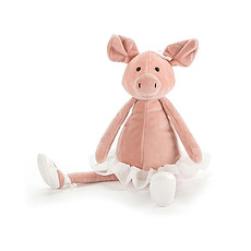 Achat Peluche Dancing Darcey Piglet - Medium