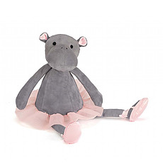 Achat Peluche Dancing Darcey Hippo - Medium