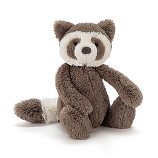 Achat Peluche Bashful Racoon - Medium
