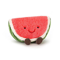 Achat Peluche Peluche Amuseable Watermelon