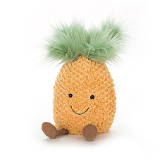 Achat Peluche Peluche Amuseable Pineapple