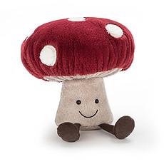 Achat Peluche Amuseable Mushroom