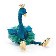 Achat Peluche Peluche Fancy Peacock