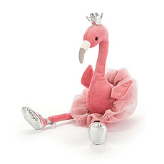 Achat Peluche Peluche Fancy Flamingo