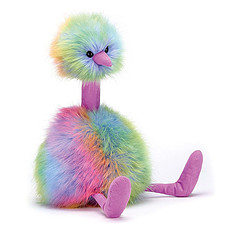 Achat Peluche Rainbow Pompom - Medium