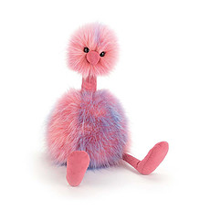 Achat Peluche Peluche Pompom Candy Floss - 33 cm
