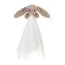 Achat Doudou Bashful Beige Bunny Muslin Soother