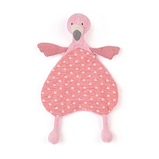 Achat Doudou Doudou Lulu Flamingo Soother