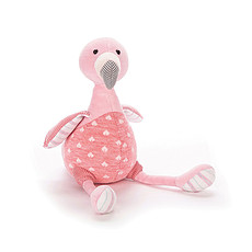 Achat Peluche Peluche Lulu Flamingo