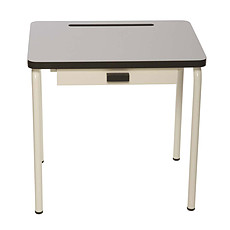 Achat Table & Chaise Bureau Régine - Gris Perle