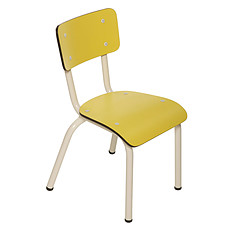 Achat Table & Chaise Chaise Little Suzie - Jaune Citron