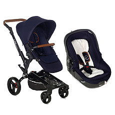 Achat Poussette combinée Poussette Duo Rider et Matrix Light 2 - Sailor