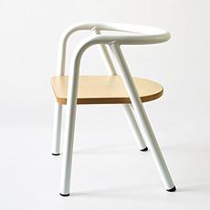 Achat Table & Chaise Chaise Enfant en Métal - Blanc