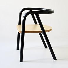 Achat Table & Chaise Chaise Enfant en Métal - Noir