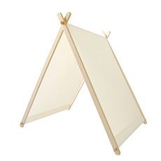 Achat Tipi Tente Housse Blanche