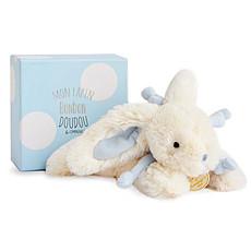 Achat Peluche Lapin Bonbon - Bleu 25 cm