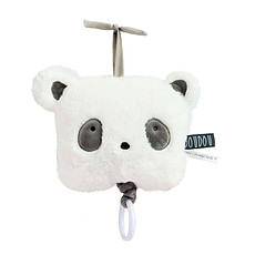 """Achat Boîte à musique Boîte à Musique """"Aussi Doux"""" - Panda"""