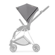 Achat Accessoires poussette Color Pack MIOS - Manhattan Grey